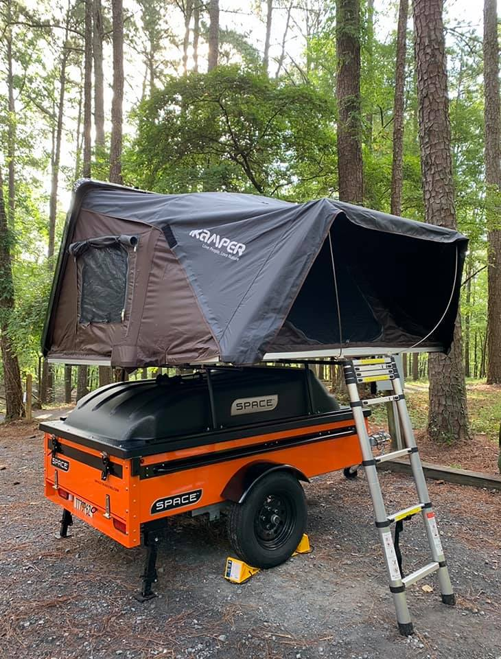 what you can do with a SPACE Trailer